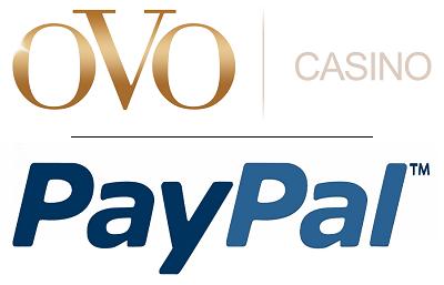 Paypal, OVO Casino